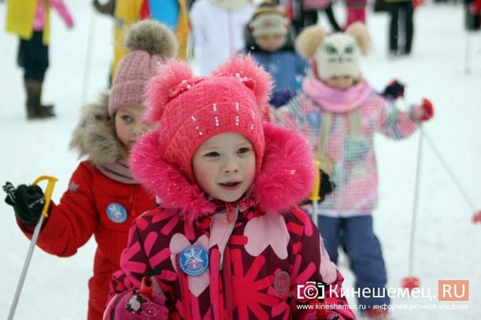 Северная столица Ивановской области приняла «Лыжню России» фото 28