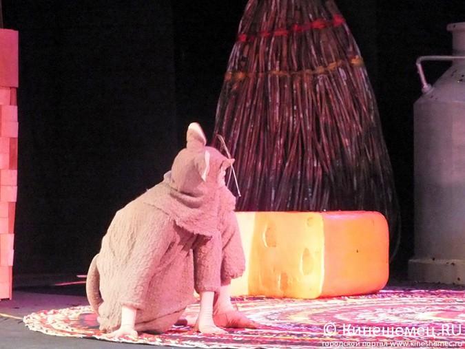 В Кинешме продолжается Всероссийский театральный фестиваль фото 12