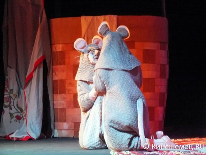 В Кинешме продолжается Всероссийский театральный фестиваль фото 3
