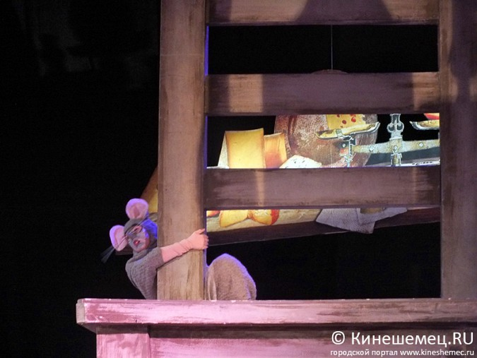 В Кинешме продолжается Всероссийский театральный фестиваль фото 4