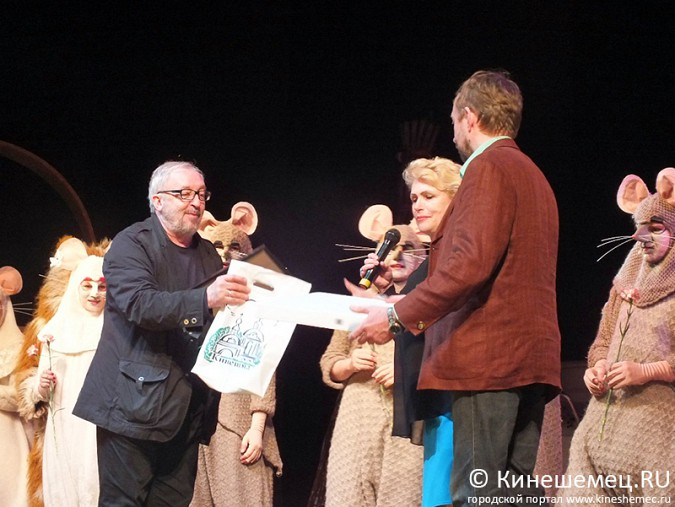 В Кинешме продолжается Всероссийский театральный фестиваль фото 13