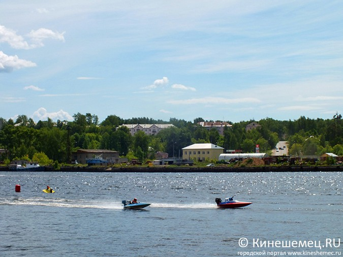 Всероссийские соревнования по водно-моторному спорту открылись в Кинешме фото 42