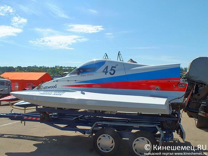 Всероссийские соревнования по водно-моторному спорту открылись в Кинешме фото 4