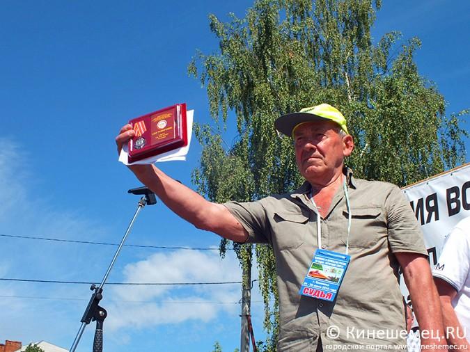 Всероссийские соревнования по водно-моторному спорту открылись в Кинешме фото 11