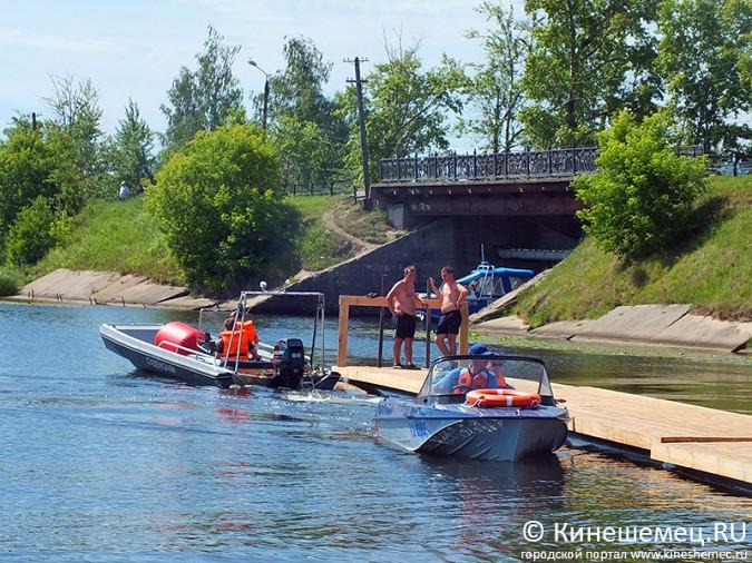 Всероссийские соревнования по водно-моторному спорту открылись в Кинешме фото 24