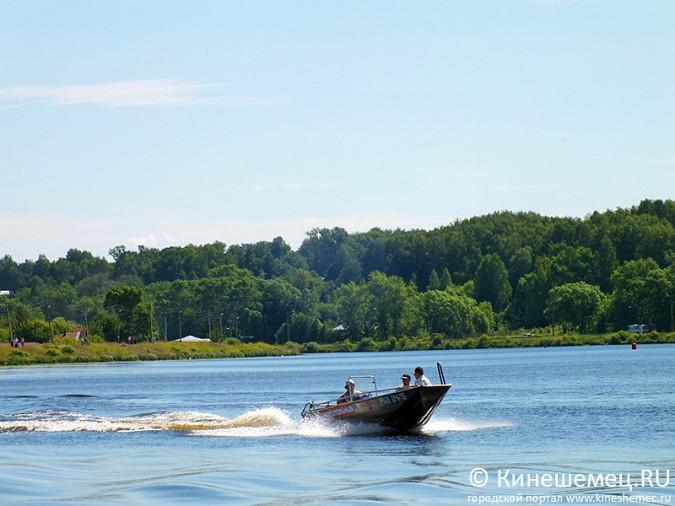 Всероссийские соревнования по водно-моторному спорту открылись в Кинешме фото 25