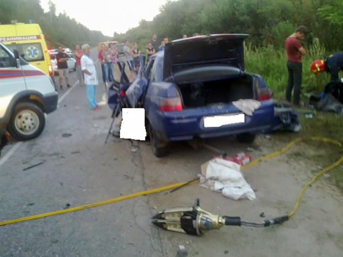 Авария 5 августа малинки ивановская область
