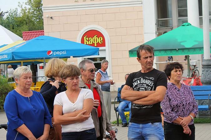 В Кинешме прошёл митинг противников «Техоснастки» фото 23