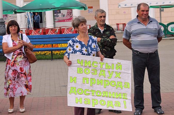В Кинешме прошёл митинг противников «Техоснастки» фото 22