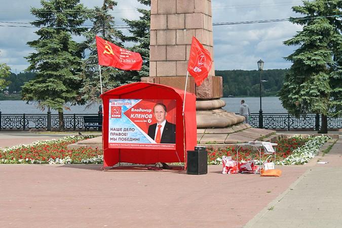 В Кинешме прошёл митинг противников «Техоснастки» фото 3