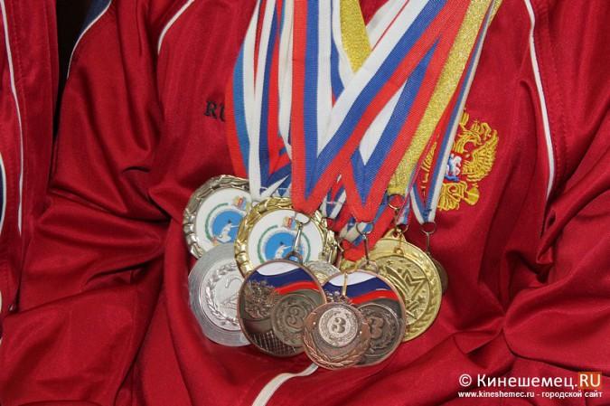 В Кинешме торжественно чествовали паралимпийцев фото 4