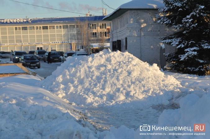 В Кинешме построят снежный городок фото 4