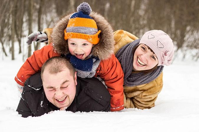Завершается фотоконкурс на тему «Зимние забавы»! фото 4