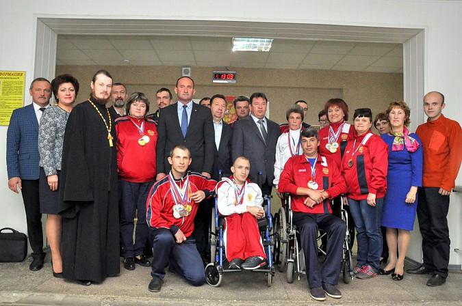 Администрация Кинешмы обманула паралимпийцев? фото 11
