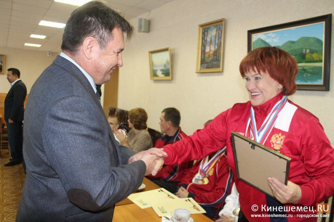 Администрация Кинешмы обманула паралимпийцев? фото 2