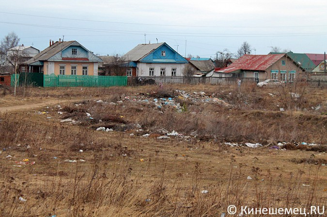 Убирать помойки в частном секторе УГХ Кинешмы больше не будет фото 3
