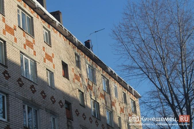 В подъезде одного из домов Кинешмы протекла крыша фото 4