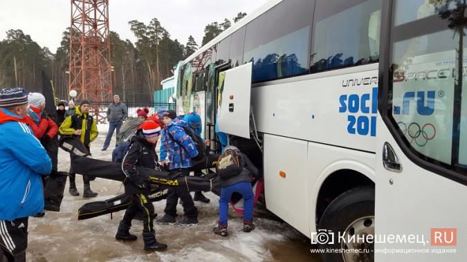 Кинешемцы преодолели «Кохомский марафон» фото 2