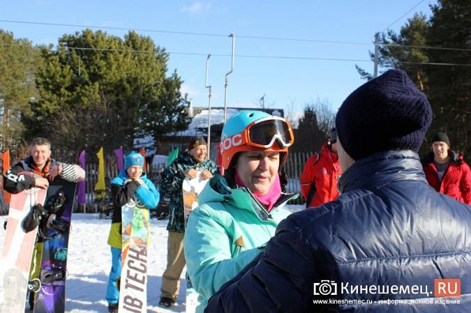 «Кинешемские Альпы» покорились 11-летнему школьнику фото 34