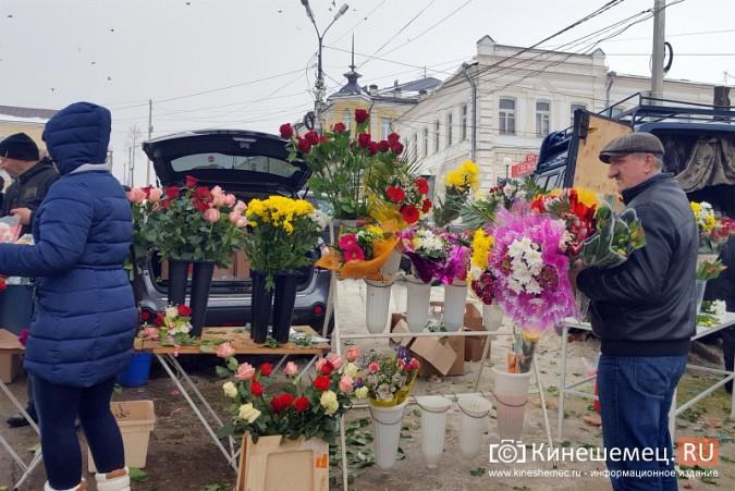 Цветочная ярмарка в Кинешме скатилась до уровня базара фото 5