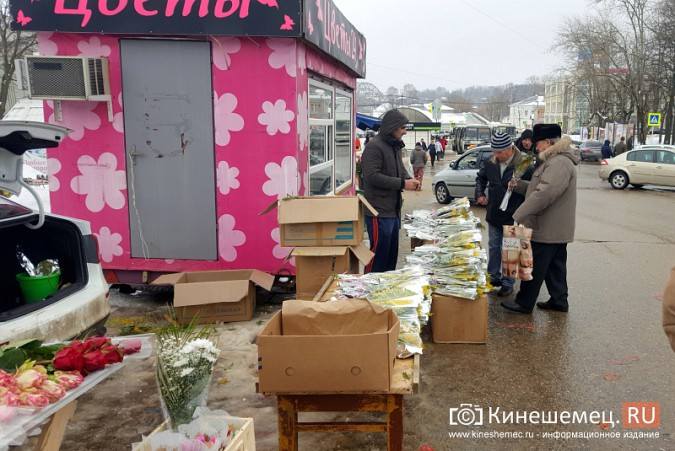 Цветочная ярмарка в Кинешме скатилась до уровня базара фото 2