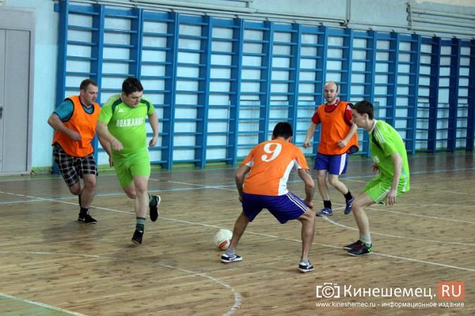 В Кинешме стартовал Кубок по мини-футболу фото 5