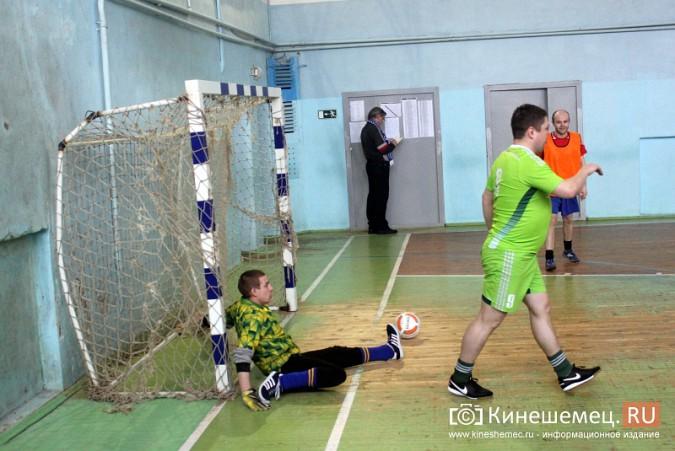 В Кинешме стартовал Кубок по мини-футболу фото 4