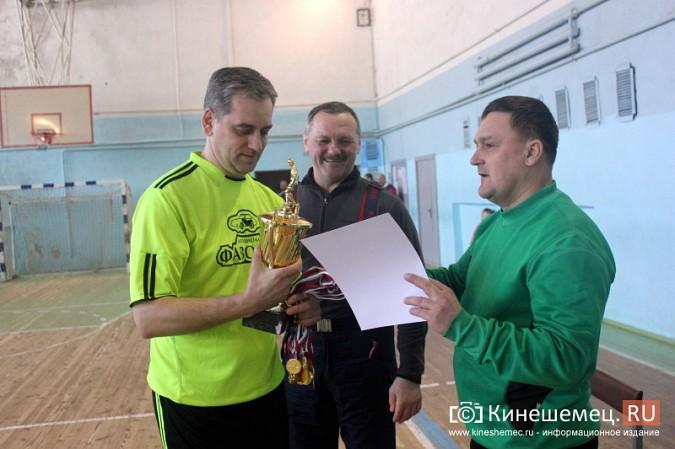В Кинешме стартовал Кубок по мини-футболу фото 9
