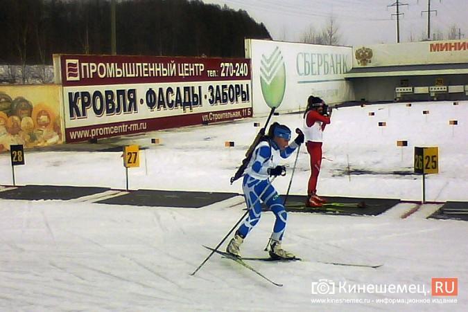 Кинешемская биатлонистка выступила на Спартакиаде учащихся России фото 4