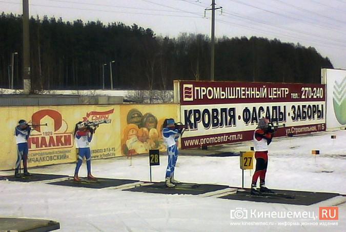 Кинешемская биатлонистка выступила на Спартакиаде учащихся России фото 3