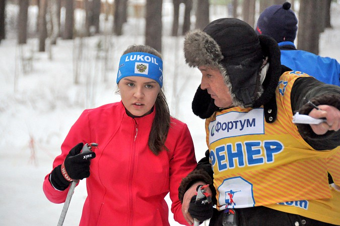 Кинешемская биатлонистка выступила на Спартакиаде учащихся России фото 7