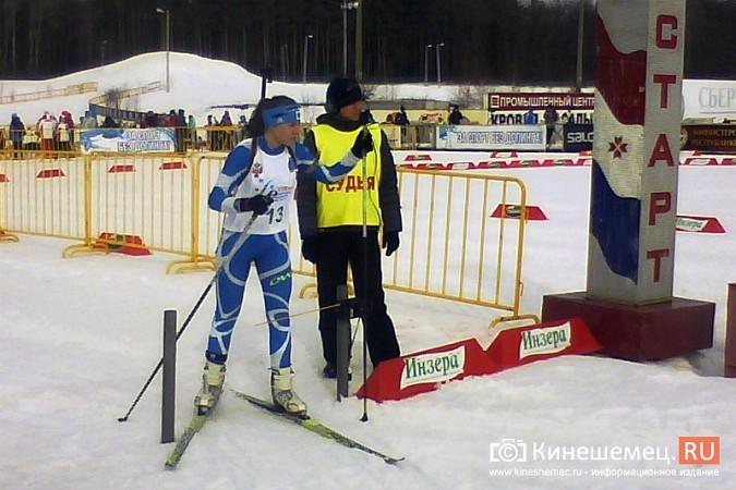 Кинешемская биатлонистка выступила на Спартакиаде учащихся России фото 2