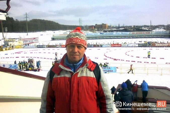 Кинешемская биатлонистка выступила на Спартакиаде учащихся России фото 6