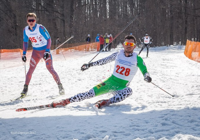 Кинешемцы преодолели марафон памяти Алексея Прокуророва фото 5