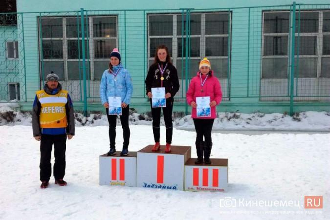 Лыжники из спортивных школ Ивановской области соревновались в кинешемском парке фото 7
