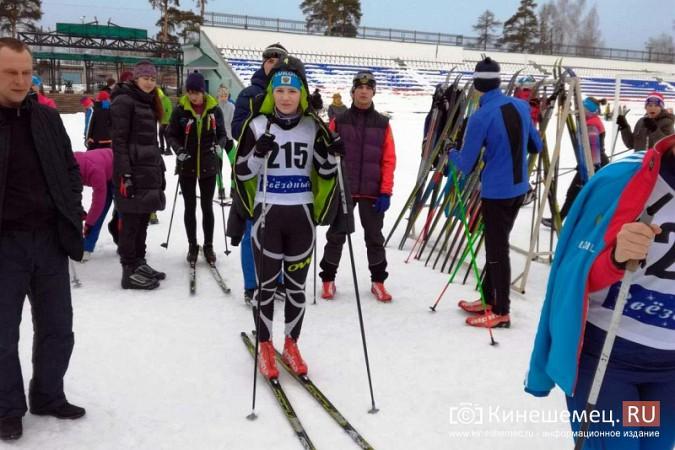 Лыжники из спортивных школ Ивановской области соревновались в кинешемском парке фото 10