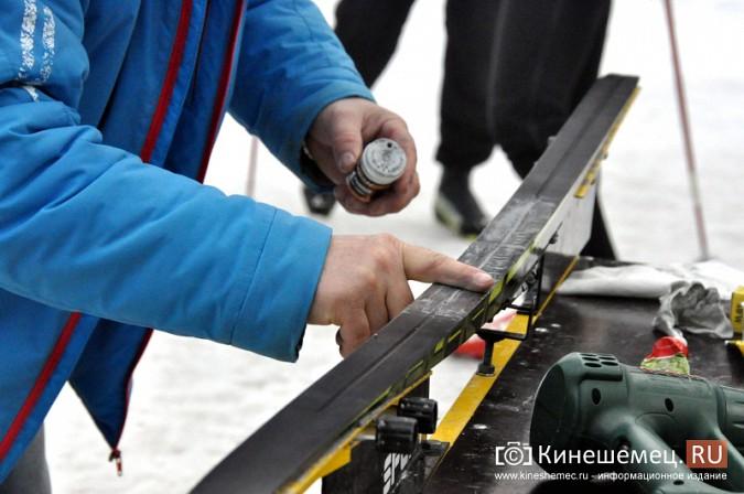 Лыжники из спортивных школ Ивановской области соревновались в кинешемском парке фото 2