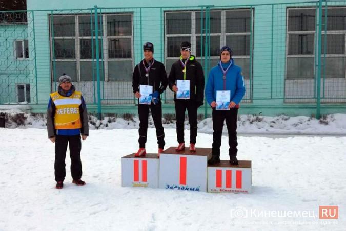 Лыжники из спортивных школ Ивановской области соревновались в кинешемском парке фото 6