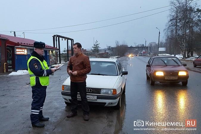 Пьяных водителей в Кинешме не выявили фото 5