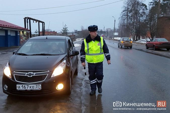 Пьяных водителей в Кинешме не выявили фото 3