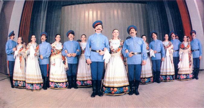 В Кинешме спляшут донские казаки фото 2