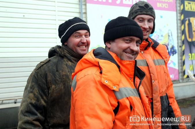 Кинешемские водоканальщики «держат удар» фото 6