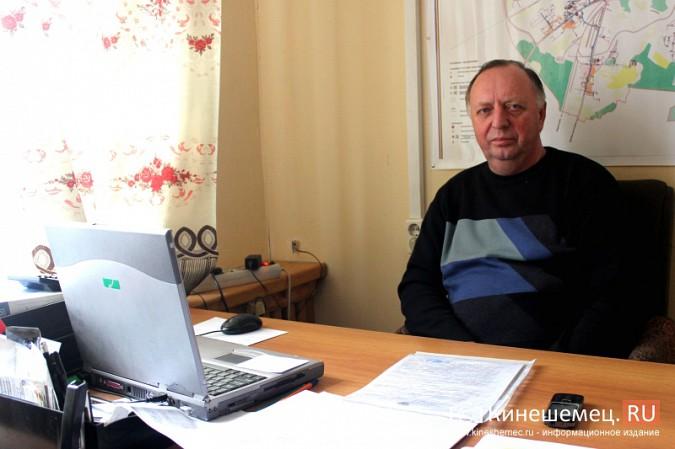 главный инженер МУП «Водоканал» Александр Наумов