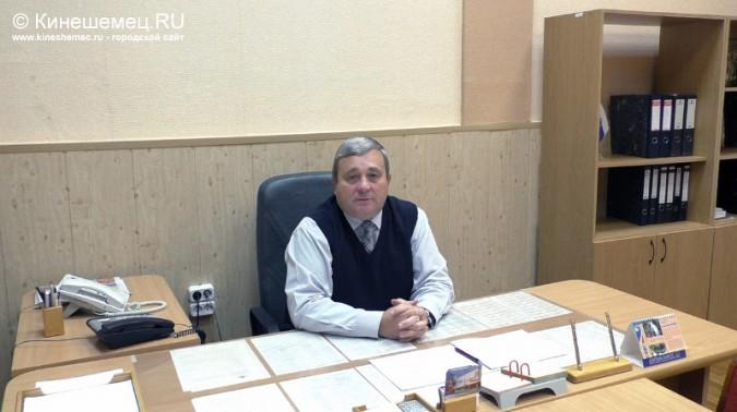 Начальник отдела военного комиссариата Ивановской области по городу Кинешме Николай Казаков.