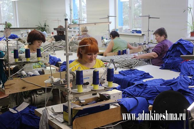 В Кинешме начали производить одежду для Министерства обороны России и МВД фото 3