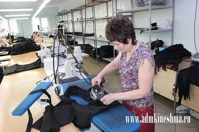 В Кинешме начали производить одежду для Министерства обороны России и МВД фото 5