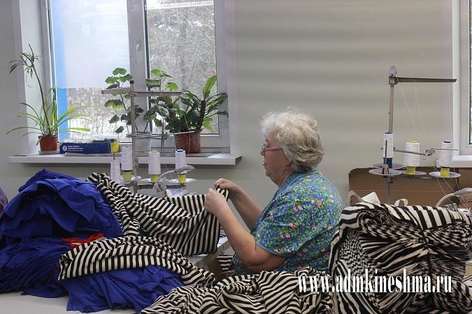 В Кинешме начали производить одежду для Министерства обороны России и МВД фото 4