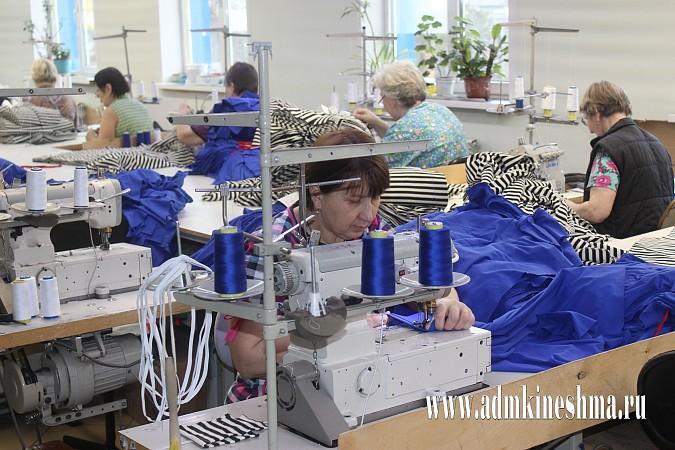 В Кинешме начали производить одежду для Министерства обороны России и МВД фото 2