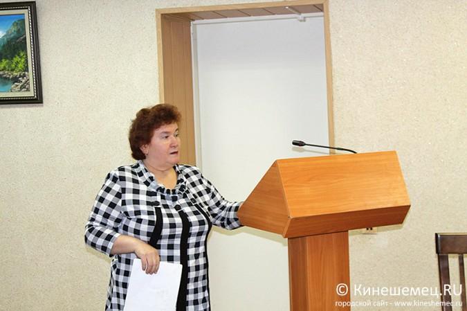 От имени жителей дома №1 на ул.Кооперативной в прокуратуру обратилась О.А.Голубева