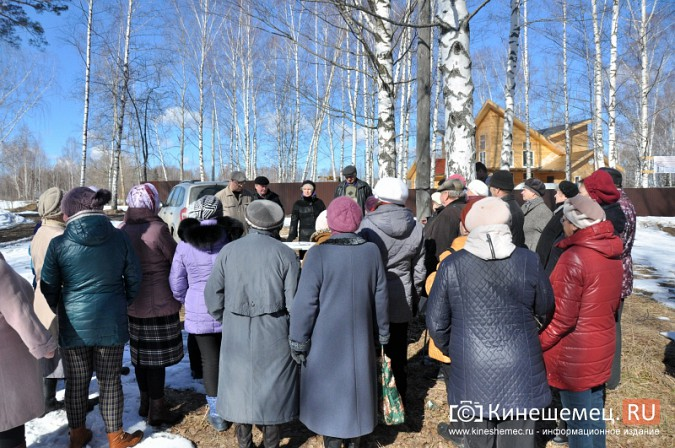 Встреча кинешемских коммунистов с избирателями прошла без задержаний фото 10